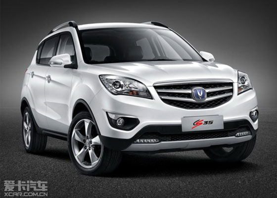 爱卡汽车 长安SUV车型销量增2倍 产能将大幅提升高清图片