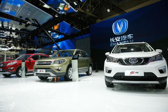 搭载长安汽车最新无人驾驶技术 ——中国品牌大型旗舰